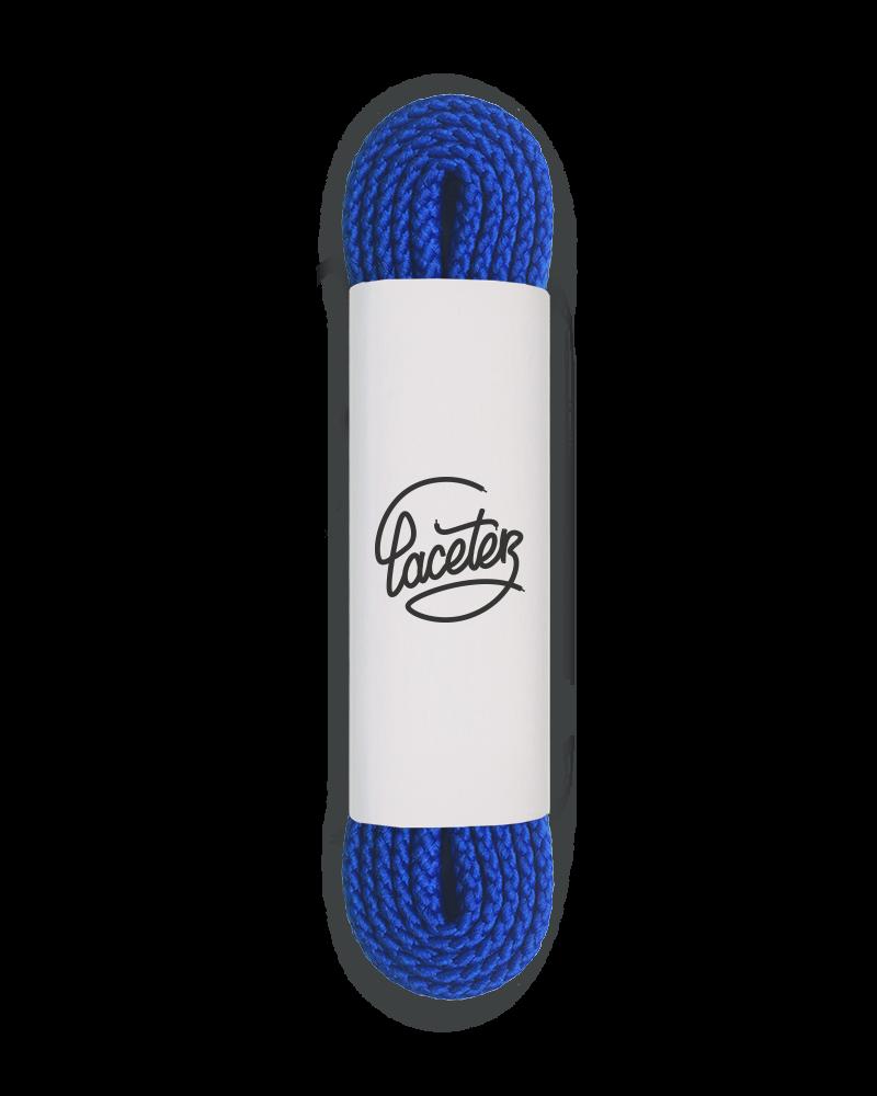 Sportschnürsenkel, spannungsblau - 1