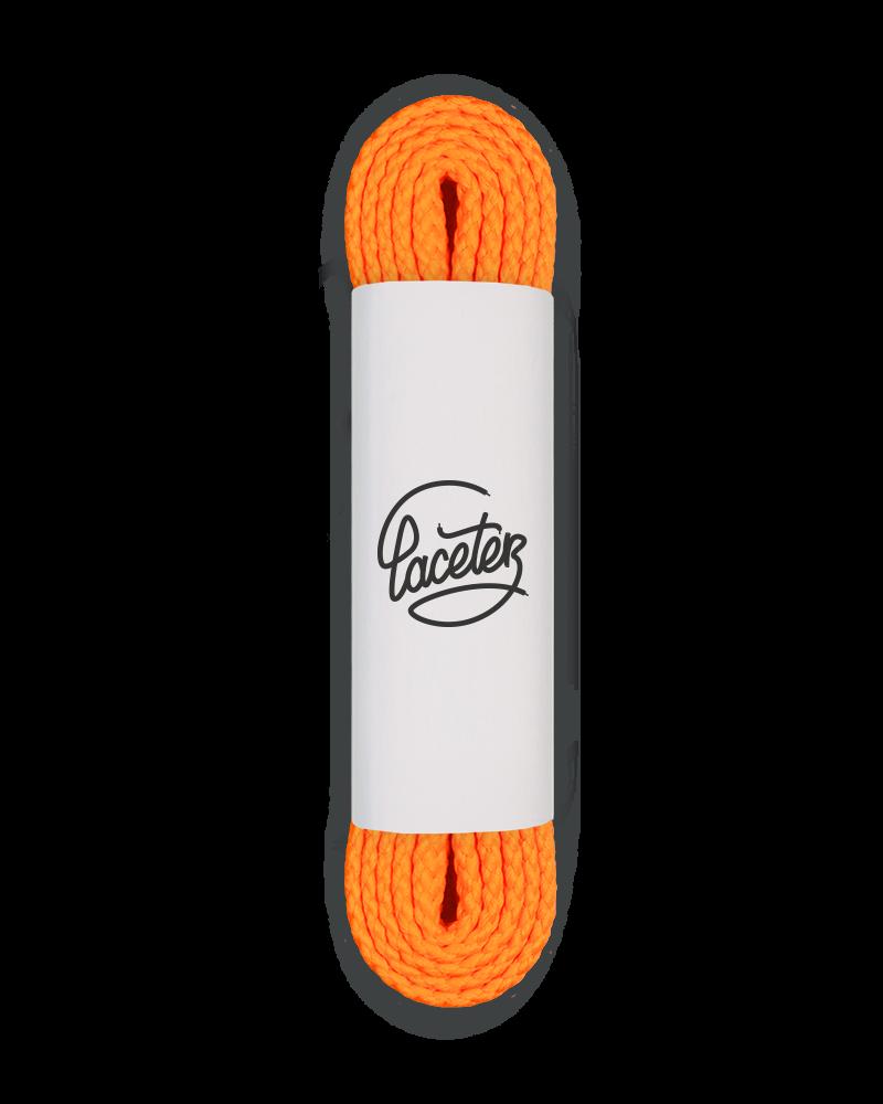 Lacets de sport, orange miami - 1