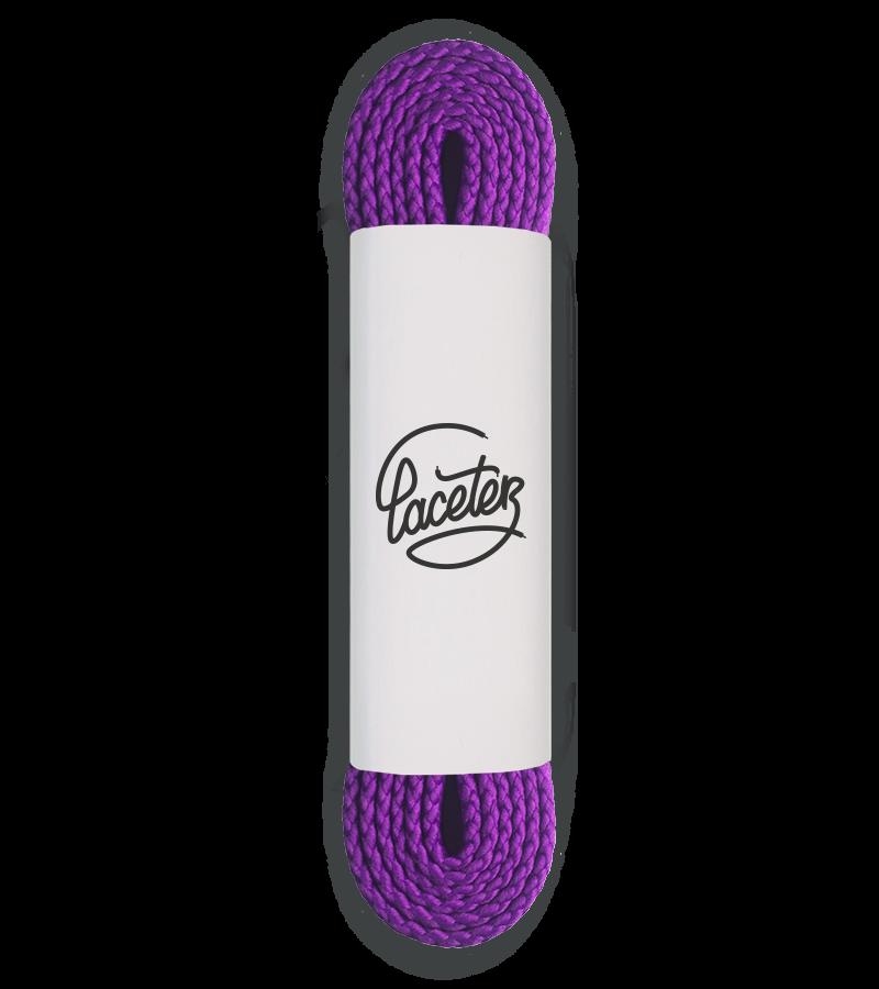 Sportschnürsenkel, ultraviolett - 1