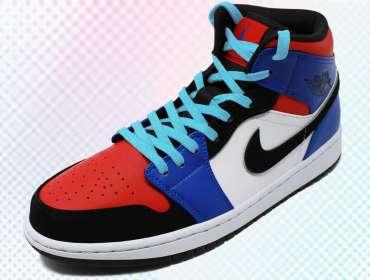 Wagen Sie es, neue Schnürsenkel für Ihren Nike Air Jordan 1 zu tragen