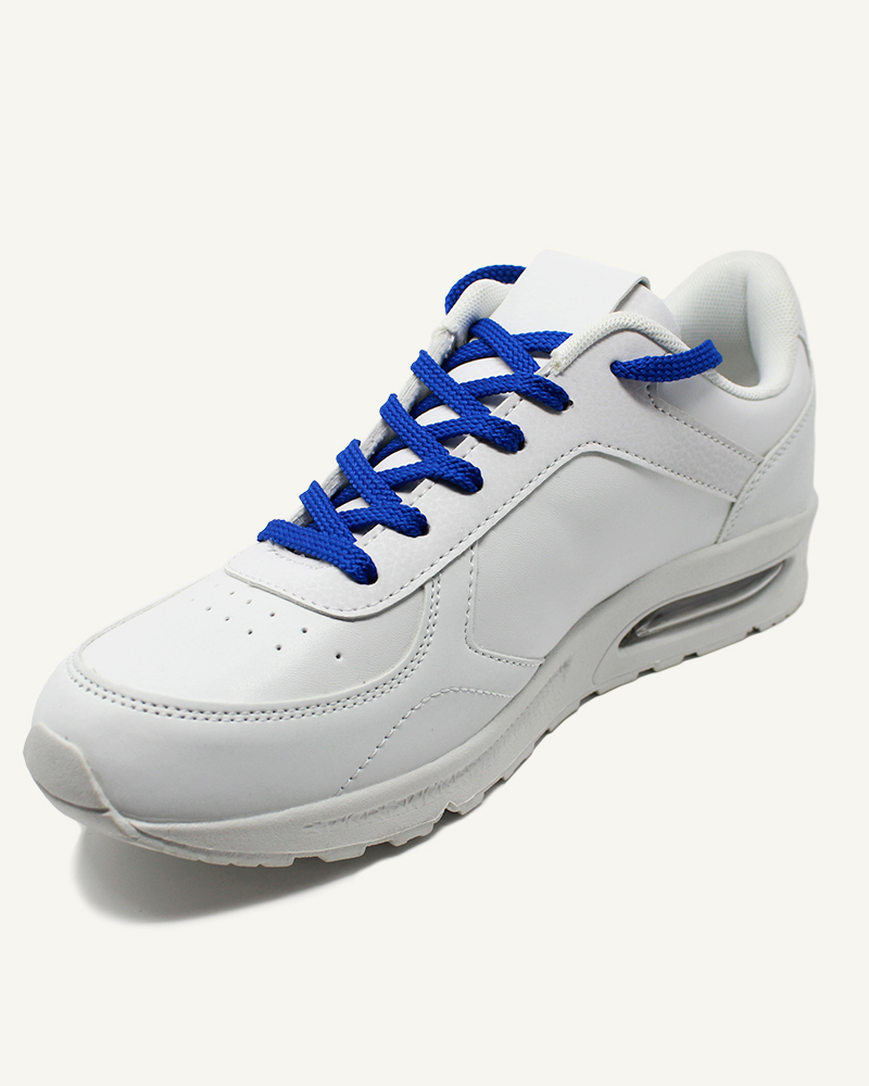 Lacets de sport, bleu voltage - 2