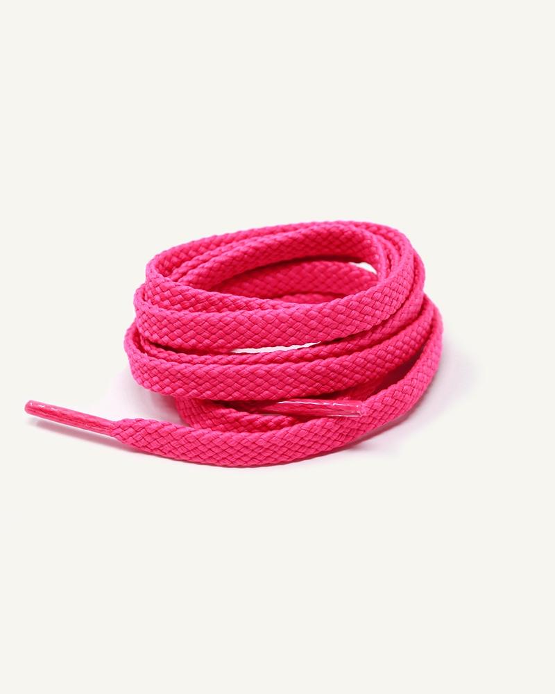 Lacets de sport, rose disco - 3