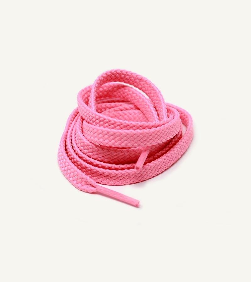 Lacets de sport, rose ibiza - 3