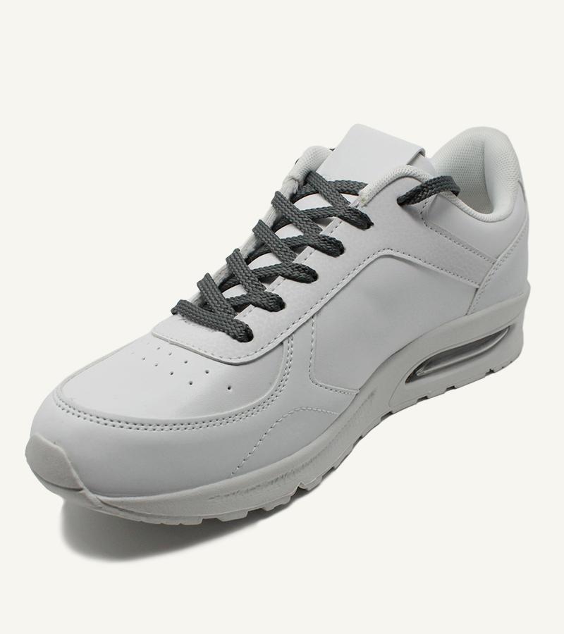 Lacets de sport, gris carbone - 2