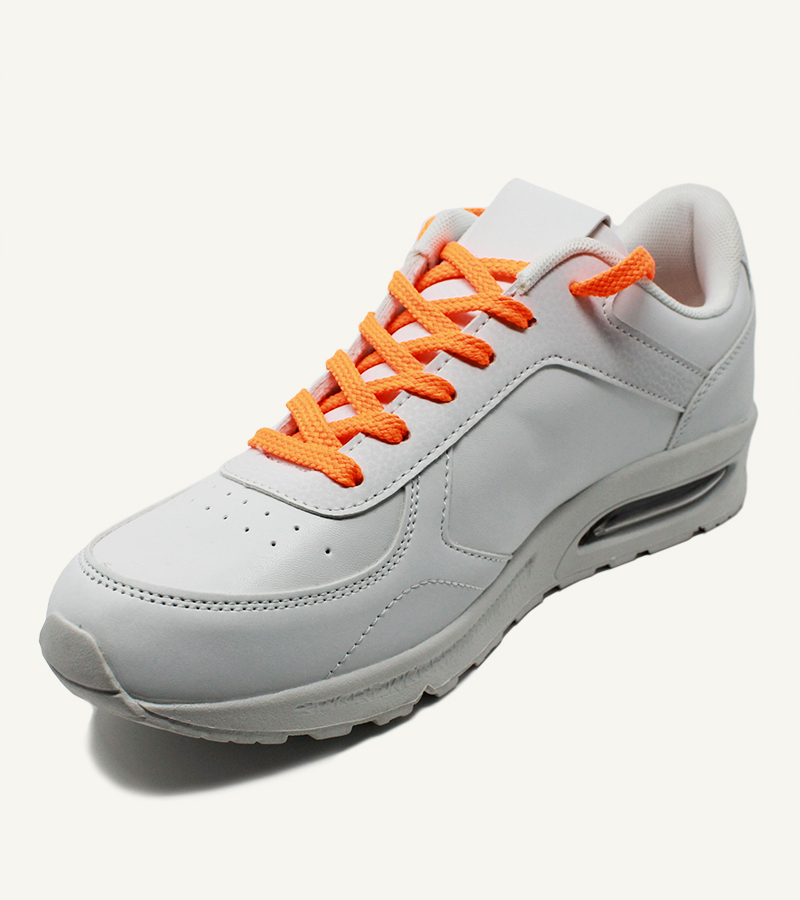 Lacets de sport, orange miami - 2