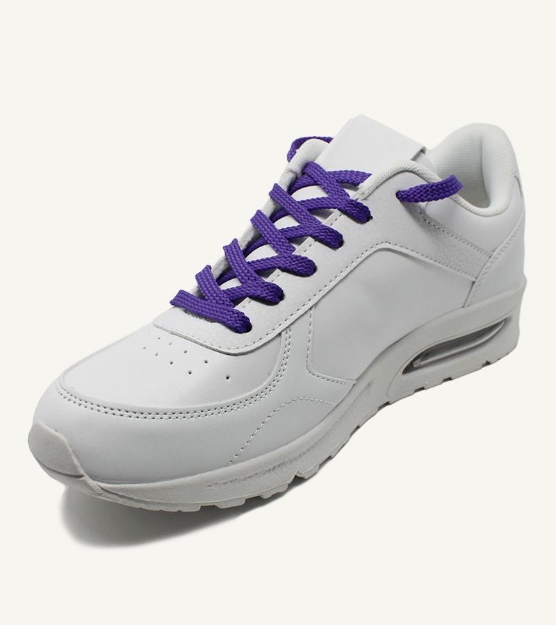 Lacets de sport, violet ultra - 2